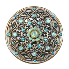 Atlantis pins from Michal Golan Jewelry
