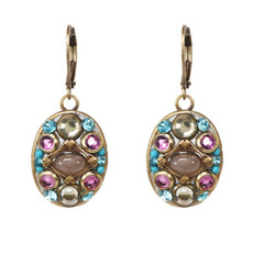 Michal Golan Jewelrry Rose Earrings