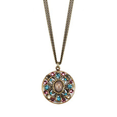 Golan Michal Necklace Rose Pink
