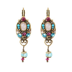 Michal Golan Earring Rose
