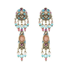 Michal Golan Jewelry Rose Earrings
