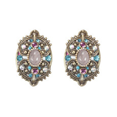 Michal Golan Jewellery Rose Earrings
