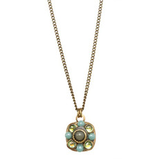 Michal Golan Necklace Nile Turquoise