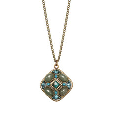 Michal Golan Turqoise Nile Necklace