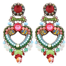 Ayala Bar Jewelry Viridian  Earrings