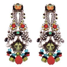 Ayala Bar Jewellery Rave  Earrings