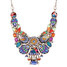 Ayala Bar Jewelry Turkish Tile Necklace