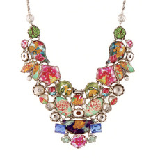 Ayala Bar Jewelry Printemps  Red Necklace