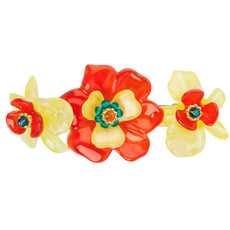 Orna Lalo Orange Blossom Hairclip