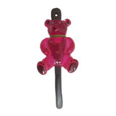 Orna Lalo Pink Bear Wall Hook