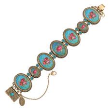 Radiant 'n Rosey Bracelet