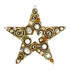 Michal Golan Earth Star Pins