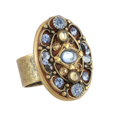 Michal Golan Large Oval Ring