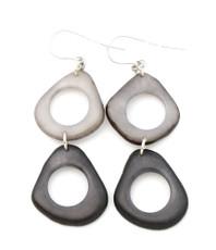 Gray Encanto Jewelry Ada River Rock Earrings