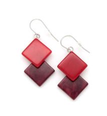 Encanto Jewelry Amelia Pomegranate Earrings