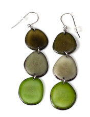 Aurora Meadow earrings from Encanto Jewelry