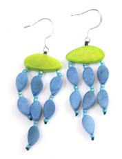 Encanto Jewelry Maky Turquoise Earrings