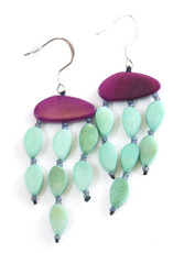 Turquoise Encanto Jewelry Maky Mint Earrings