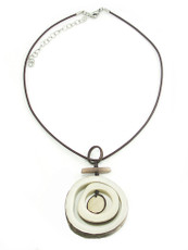 Espirale Ivory necklace from Encanto Jewelry