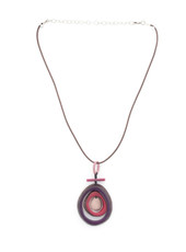 Encanto Espirale Berry Necklace