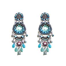 Ayala Bar Fall 2015 Blue Post Earrings