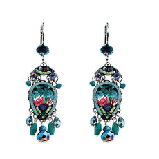 Emerald Cove French Wire Earrings from Ayala Bar
