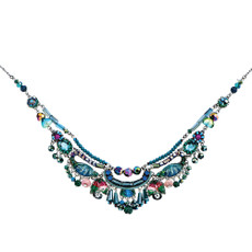 Ayala Bar Fall 2015 Blue Necklace Emerald Cove