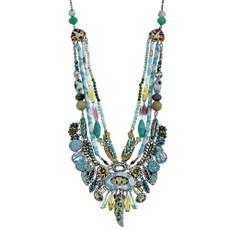 Aqua necklace from Ayala Bar Jewelry