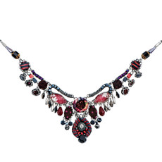 Ayala Bar Jewellery Magic Wind Red Necklace