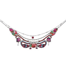 Ayala Bar Jewelry Garden Rose Necklace