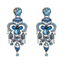 Blue Ayala Bar Mediterranean Love Post Earrings