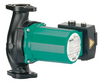 """Wilo TOP S-1.25x25 Circulator with 1.25"""" flange set.  Use in high speed for 4 & 5 ton HP's and low speed for 3 & 3.5 ton models."""