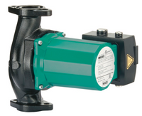 "Wilo TOP S-1.25x25 Circulator with 1.25"" flange set.  Use in high speed for 4 & 5 ton HP's and low speed for 3 & 3.5 ton models."