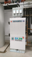 20 Ton Tandem DX2W-3 Module complete with internet enabled controls.