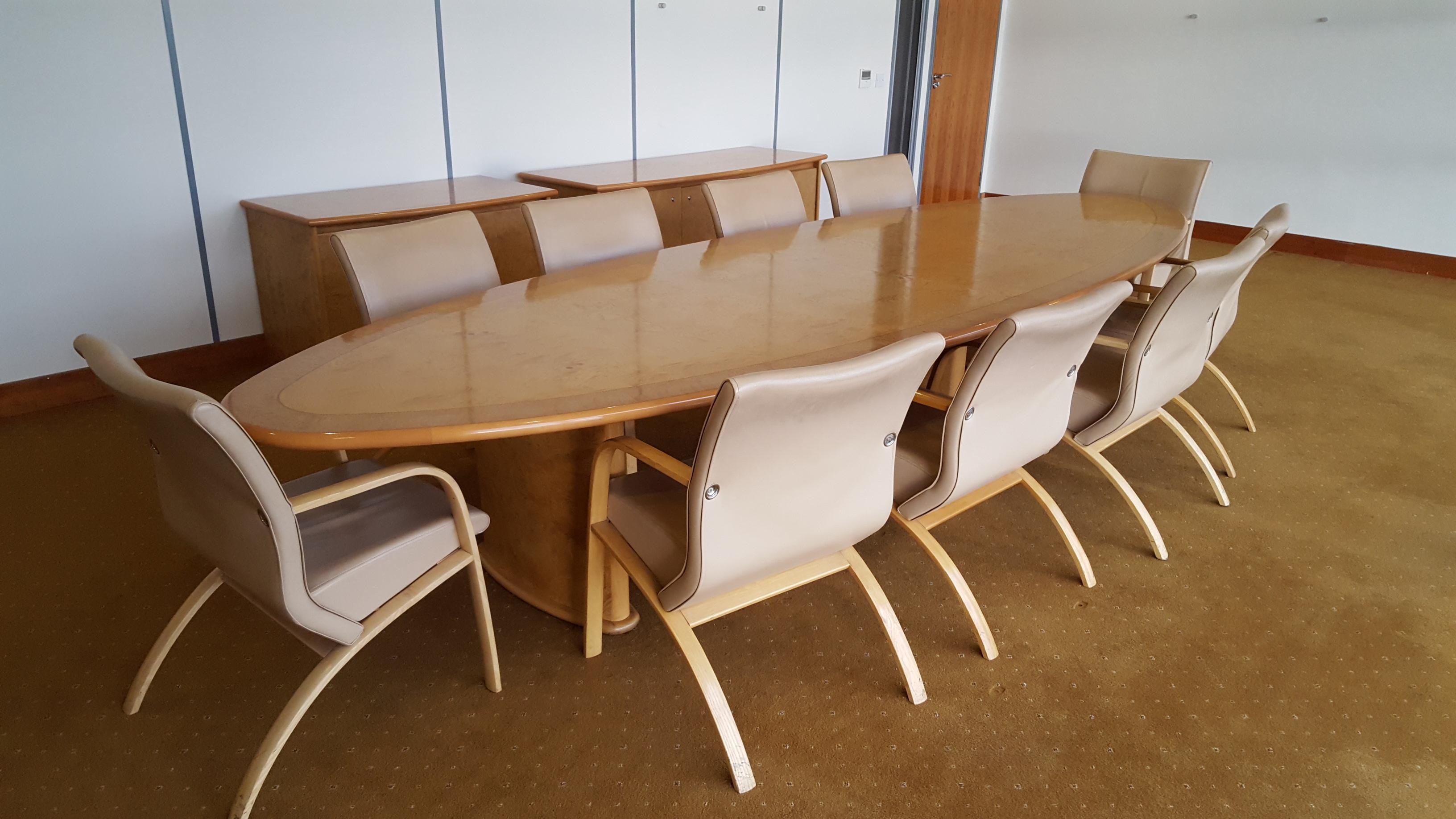 Second hand Boardroom tables