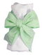 Monogrammed Baby Gifts | Personalized Swaddle with Bow