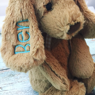 Personalized Gifts | Personalized Jellycat Puppy