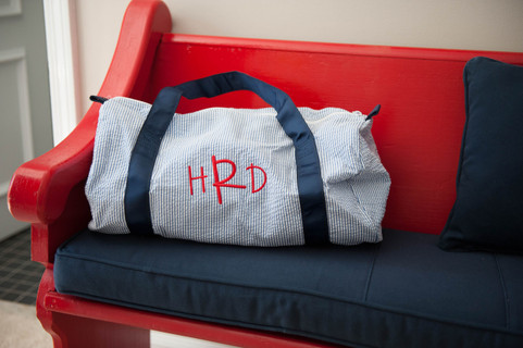 Personalized Gifts | Mint Duffle