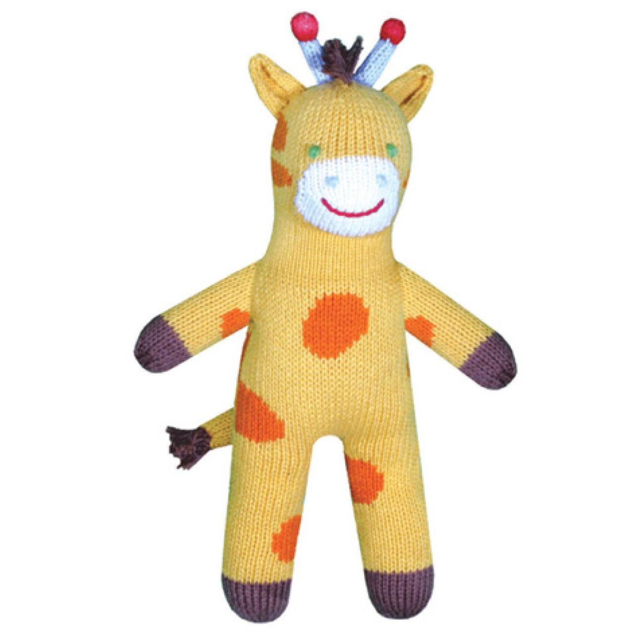 Zubels | Knit Giraffe