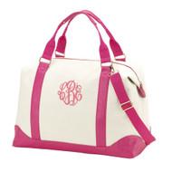 Personalized Weekender | Pink