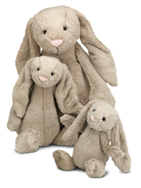 monogrammed jellycat bunny large