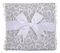3 Marthas | Gray Elephant Fancy Burp Cloth