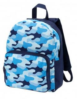 Back to School | Preschool Backpack Cool Camo