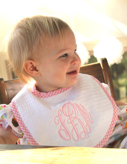 3 Marthas | Personalized Bib
