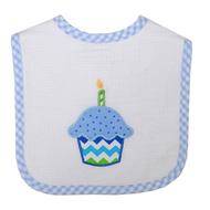 3 Marthas Cupcake Bib | Personalized Gifts