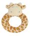 Angel Dear | Tan Giraffe Rattle
