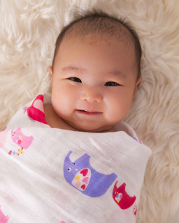 Baby Gifts | Angel Dear Swaddle Blanket
