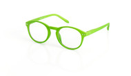 Blueberry Glasses Size M Lime Green