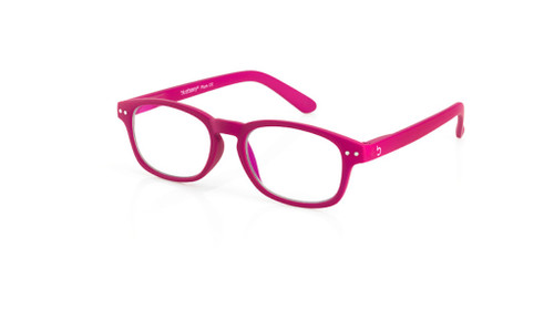 Blueberry Glasses Size S Plum Pink