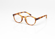 Blueberry Glasses Toffee Tortoise size M